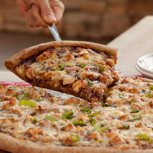 Bbq Chicken Pi...