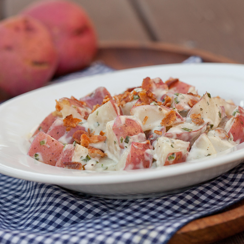 Red Potato Salad 5