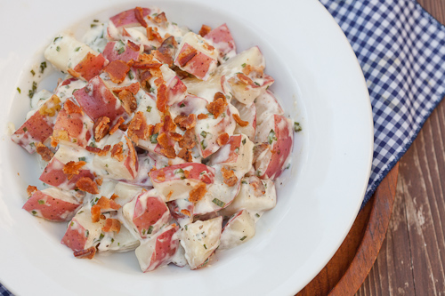 Red Potato Salad 6