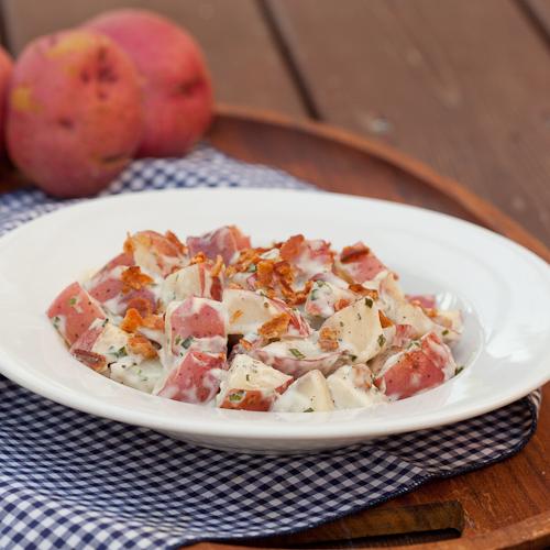 Red Potato Salad 7
