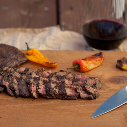Throwdown Steak