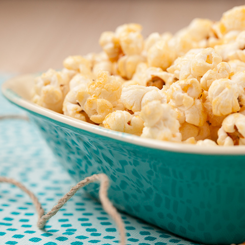 Kettle Corn Popcorn - Sweet, Salty, Crunchy - Chew Out Loud