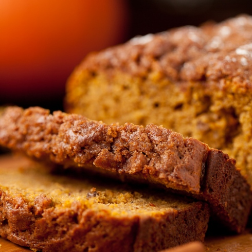 BEST Pumpkin Spice Bread