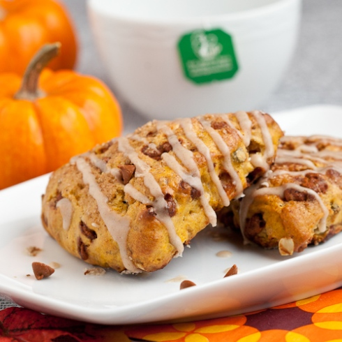 Better Than Bakery Pumpkin Scones