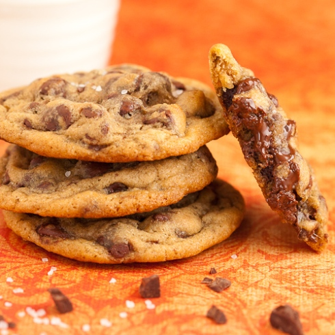Bring It Chocolate Chip Cookies