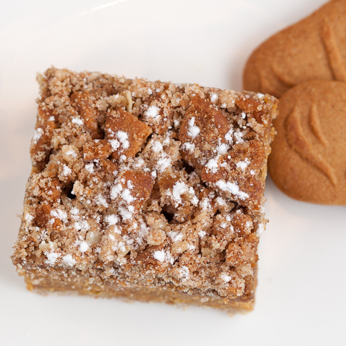 Biscoff Pumpkin Bars