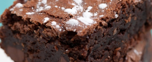 Chewy Triple chocolate Brownies