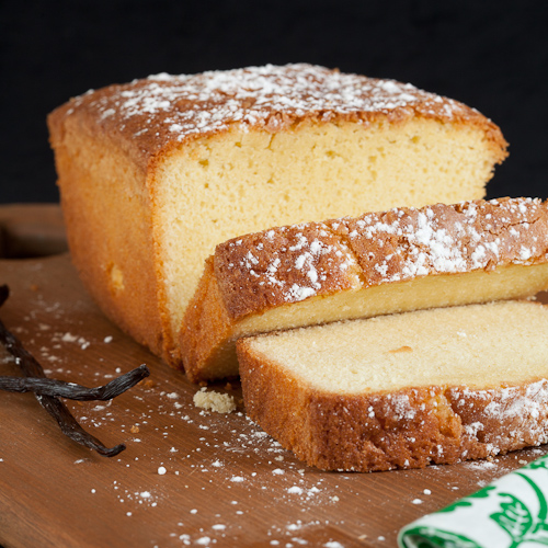 Best Vanilla Pound Cake Recipe Ever