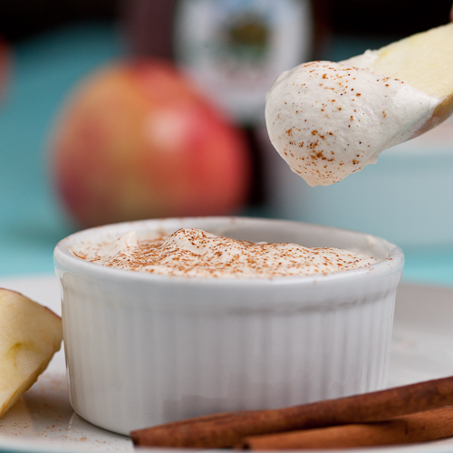 Greek Yogurt Spice Dip 4