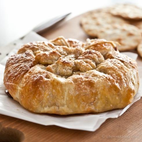 Brie En Croute 6
