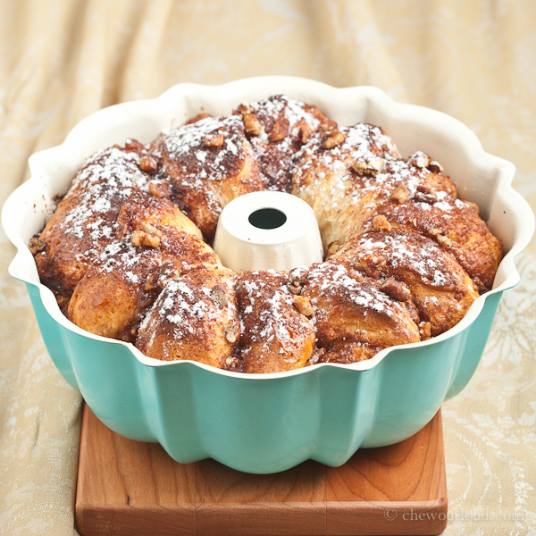 Easy Pull Apart Sticky Buns 2