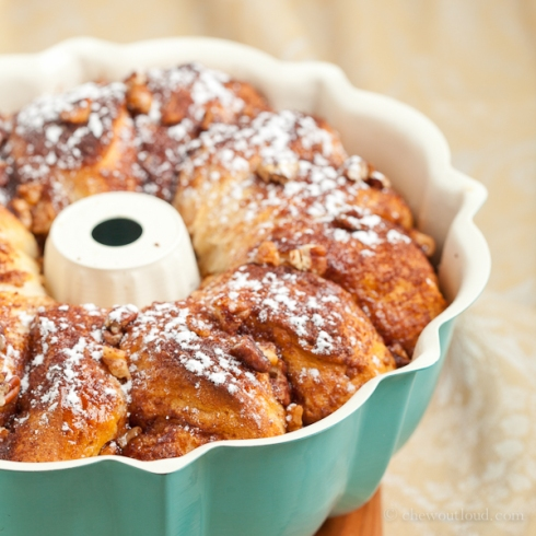 Easy Pull Apart Sticky Buns 3
