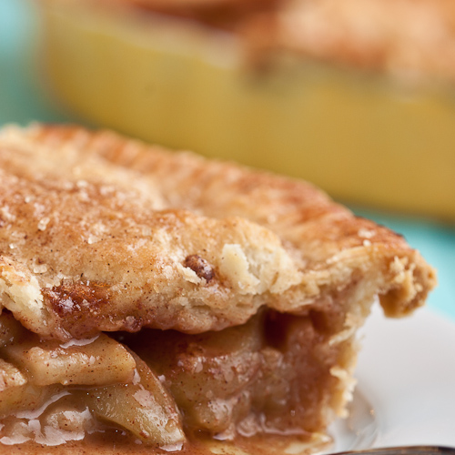 Perfect Apple Pie with Flaky Butter Crust 6