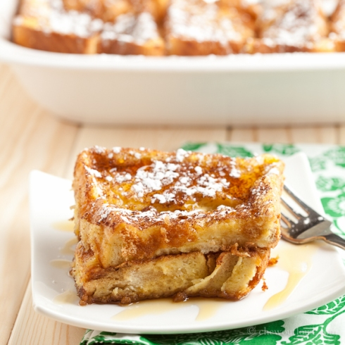 Texas French Toast Bake 3