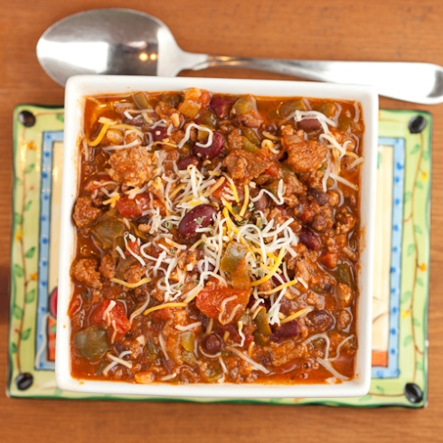 Hearty Chili 2