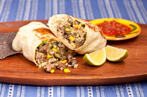 Cantina Steak Burrito