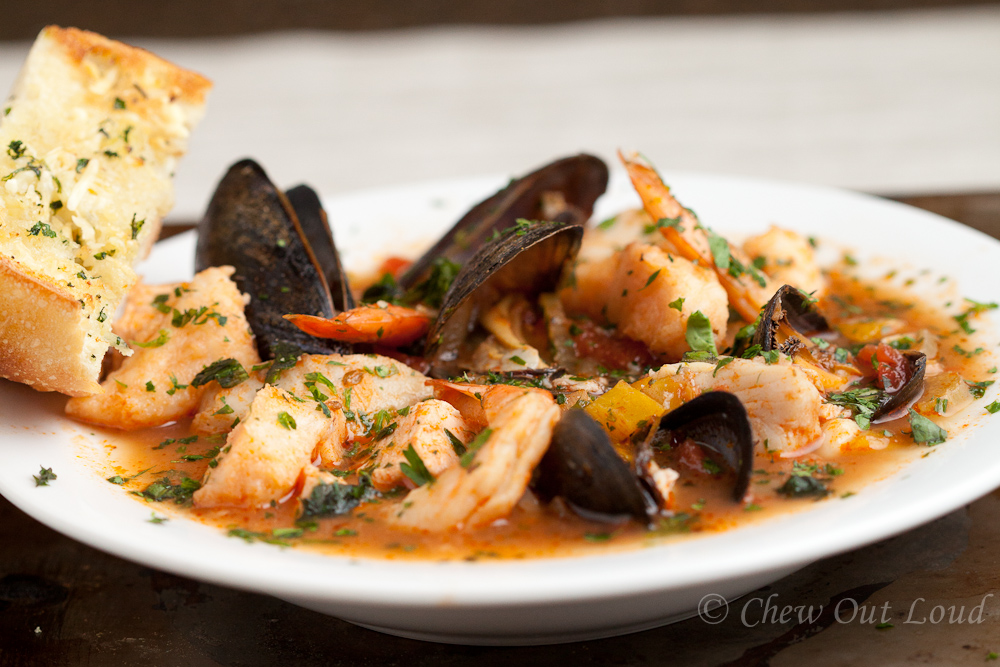 Cioppino Recipe Dishmaps