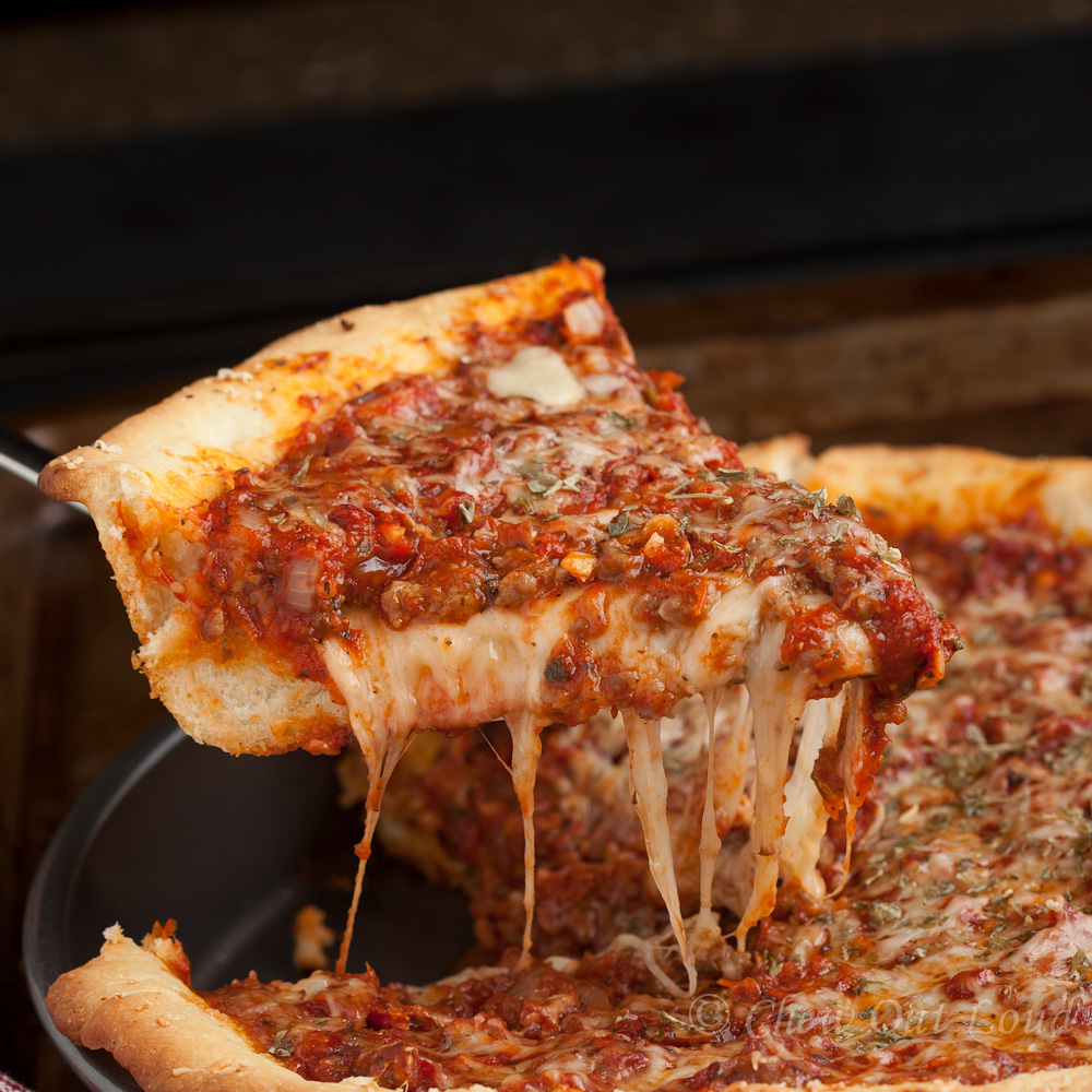 Deep Dish Pizza 2