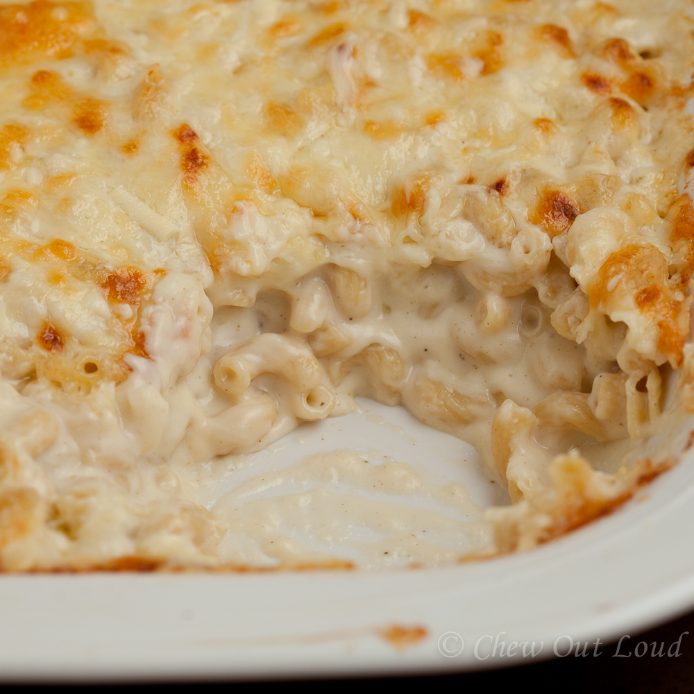 Perfectly Creamy Mac 'n Cheese 3
