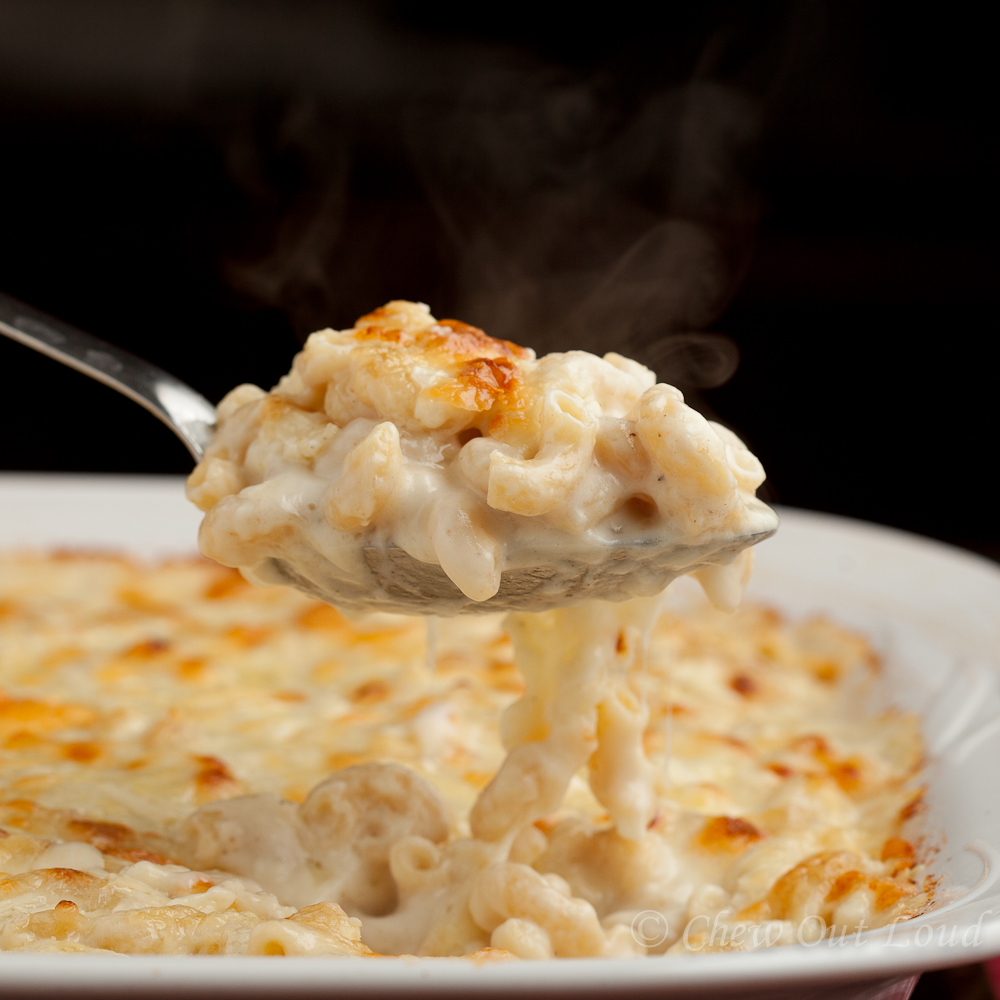 Perfectly Creamy Mac 'n Cheese