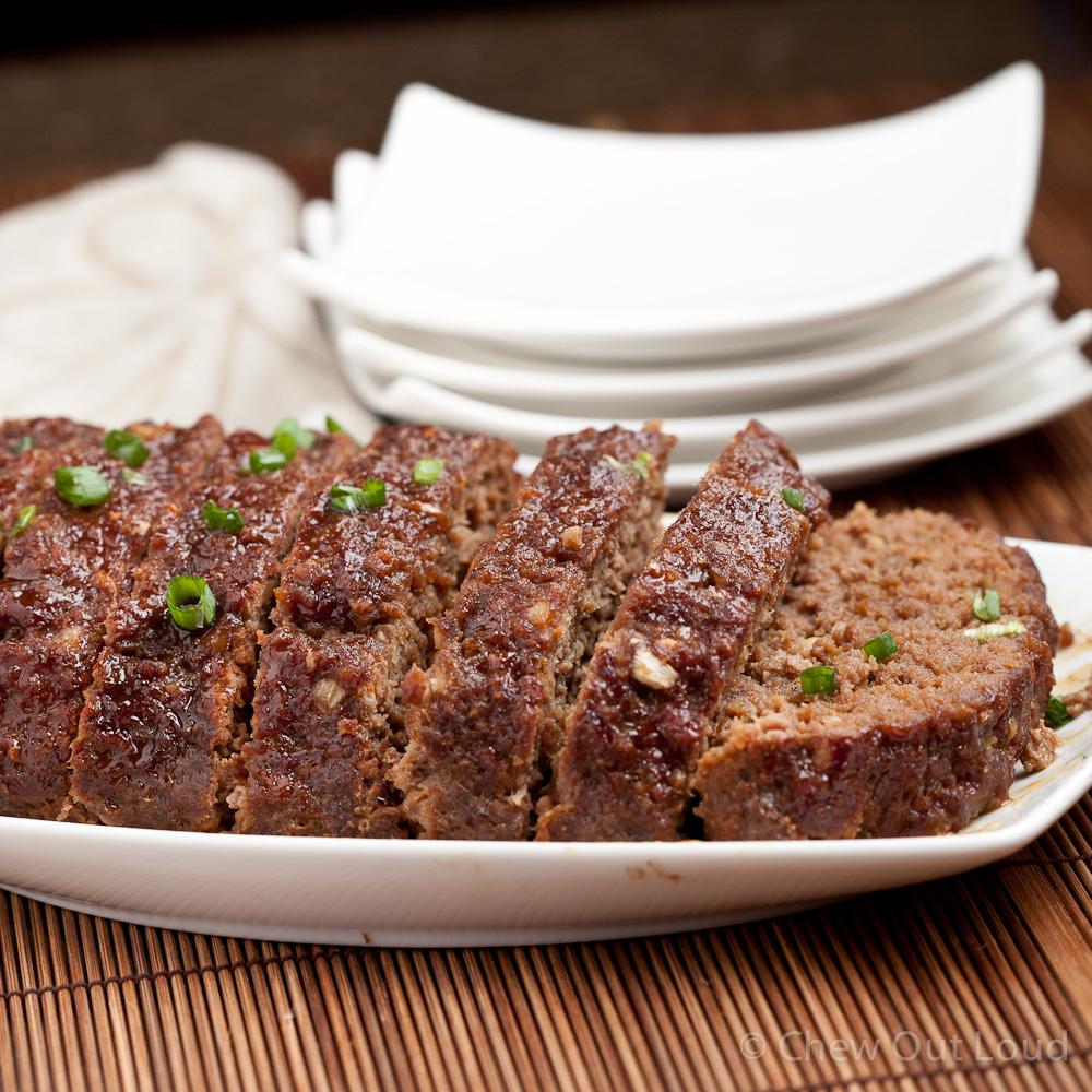 Teriyaki Meatloaf 4