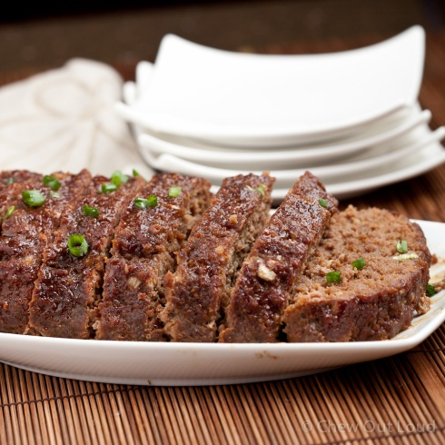 Teriyaki Meatloaf 4
