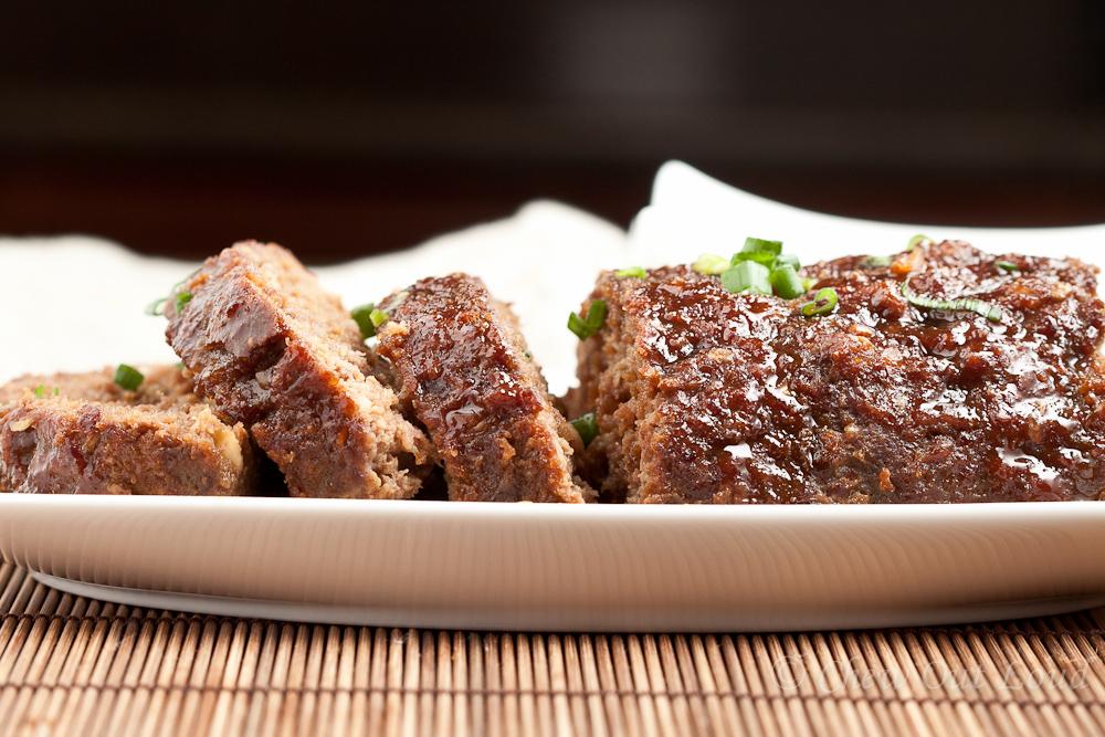 Teriyaki Meatloaf 5