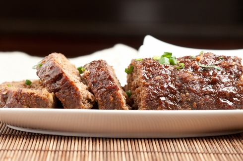 Teriyaki Meatloaf 5