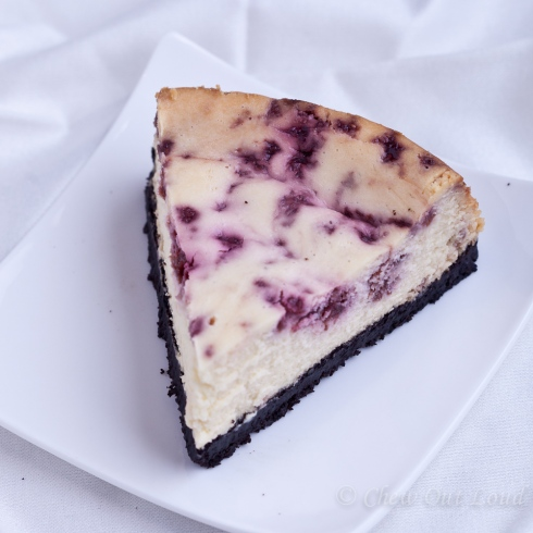 White Chocolate Raspberry Cheesecake 4