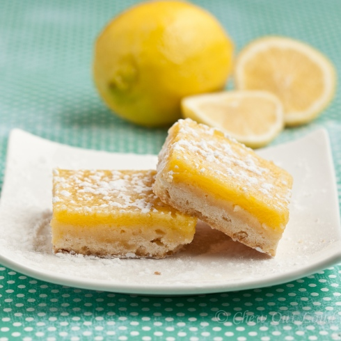 Luscious Lemon Bars 3