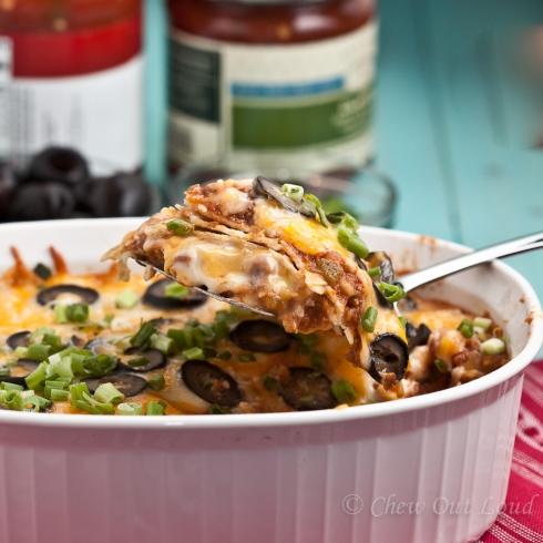 Enchilada Casserole 2