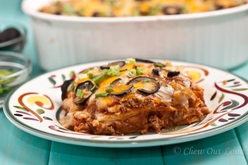 Enchilada Casserole 4