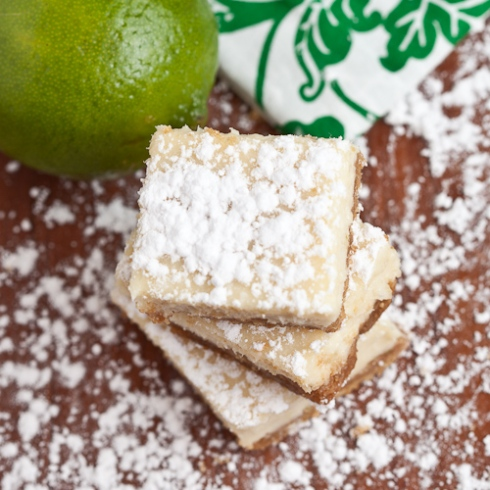 Luscious Lime Bars 5