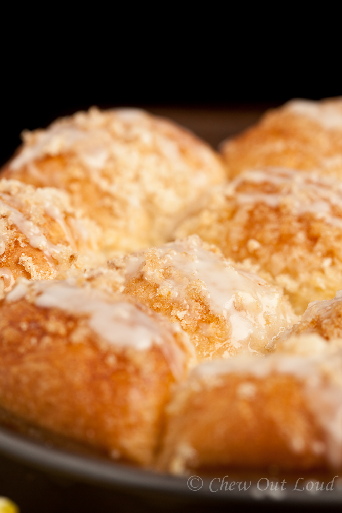 Lemon Monkey Bread 3