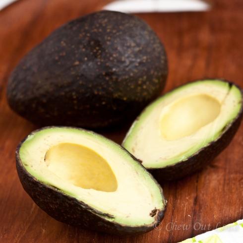 Avocado Coconut Smoothie 2
