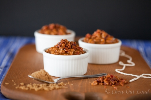 Brown Sugar BBQ Baked Beans 2