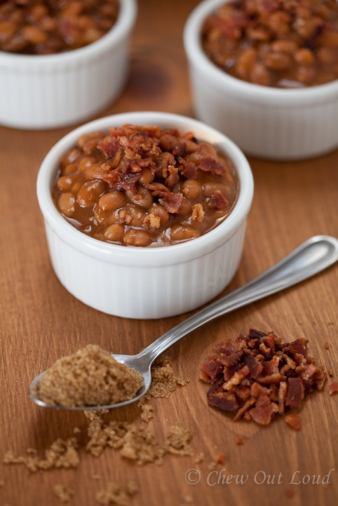 Brown Sugar BBQ Baked Beans 3