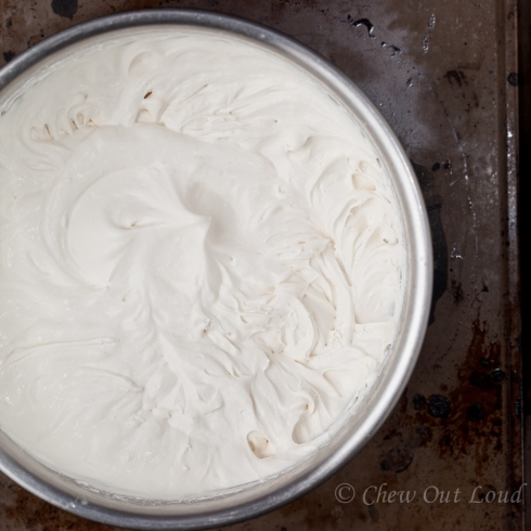 Stabilized Whipped Cream 2